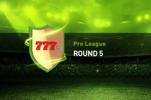 classement de la Jupiler Pro League